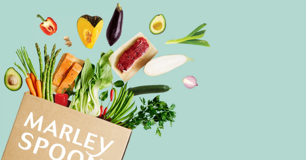 Marley Spoon Vegan Maaltijdbox